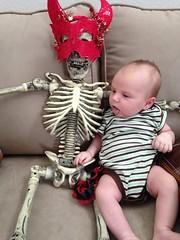 Alex's new babysitter