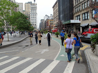 Union Square Bike Lane
