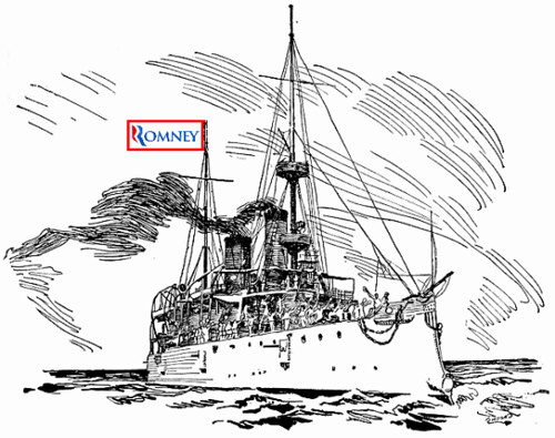 Admiral Romney's Profit-Motive Navy