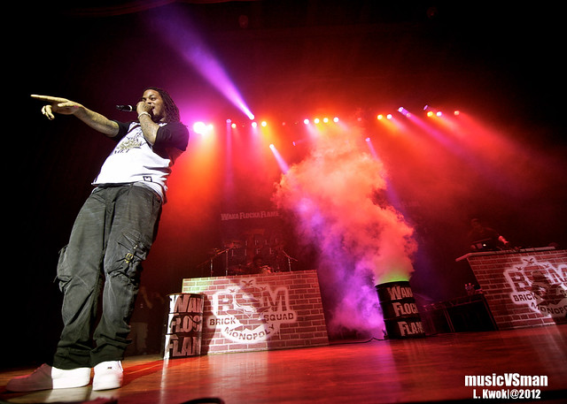 Waka Flocka Flame @ The Pageant