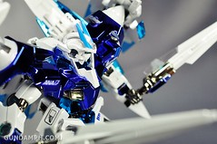 ANA 00 Raiser Gundam HG 1-144 G30th Limited Kit OOTB Unboxing Review (73)
