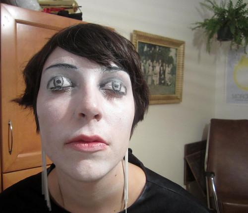 makeup step 2