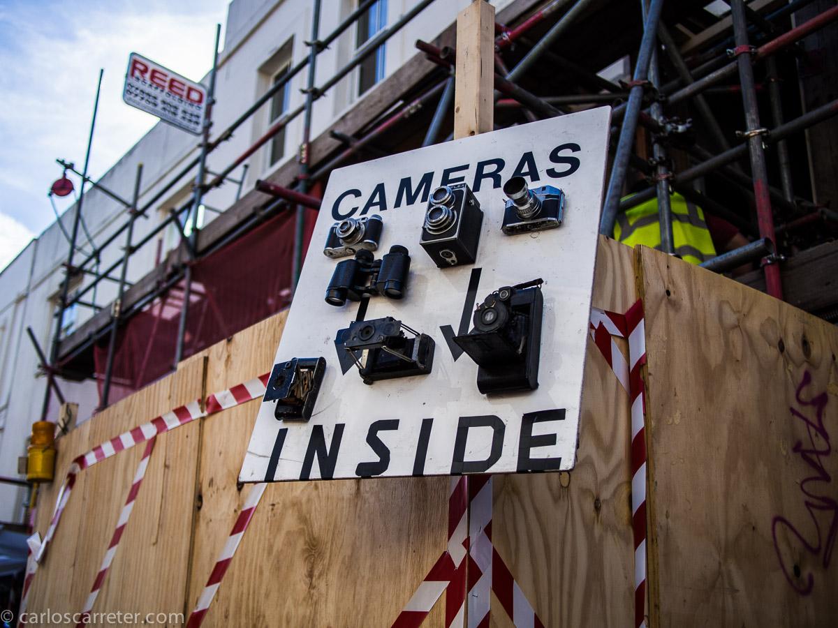 Cameras Inside
