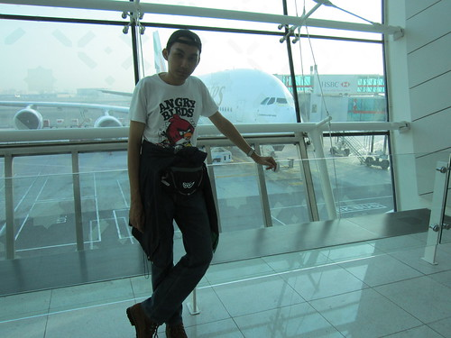 @ Dubai International Airport