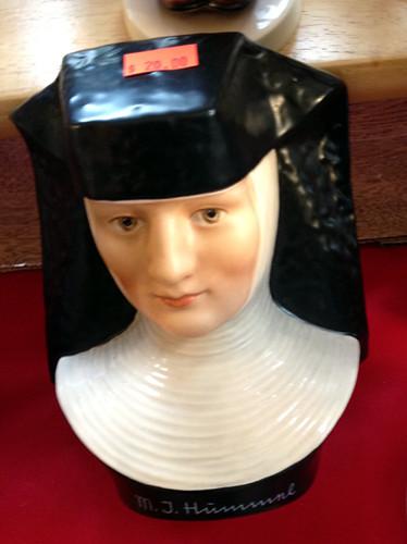 Nun head
