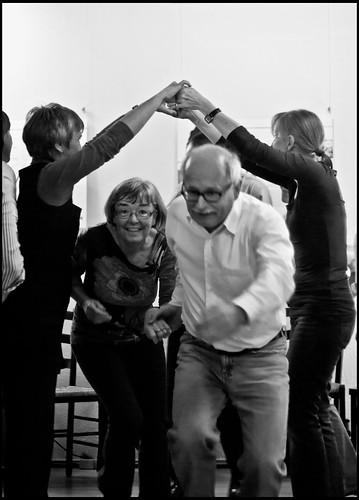 Tanz in den Schabbat