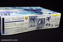 ANA 00 Raiser Gundam HG 1-144 G30th Limited Kit OOTB Unboxing Review (5)