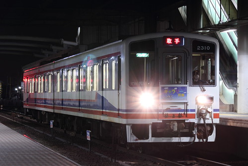 キハ2310(ギャラリー列車) @守谷