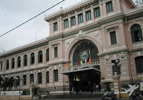 Saigon Central Post Office 01