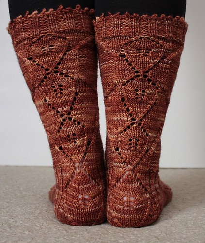 TTL 2013 Mystery Socks