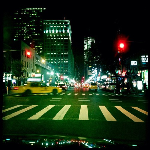 Eighth Avenue by 24gotham