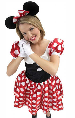 Disfraces de Minnie Mouse