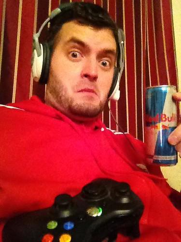 Extra Life 2012 Gamer Photo
