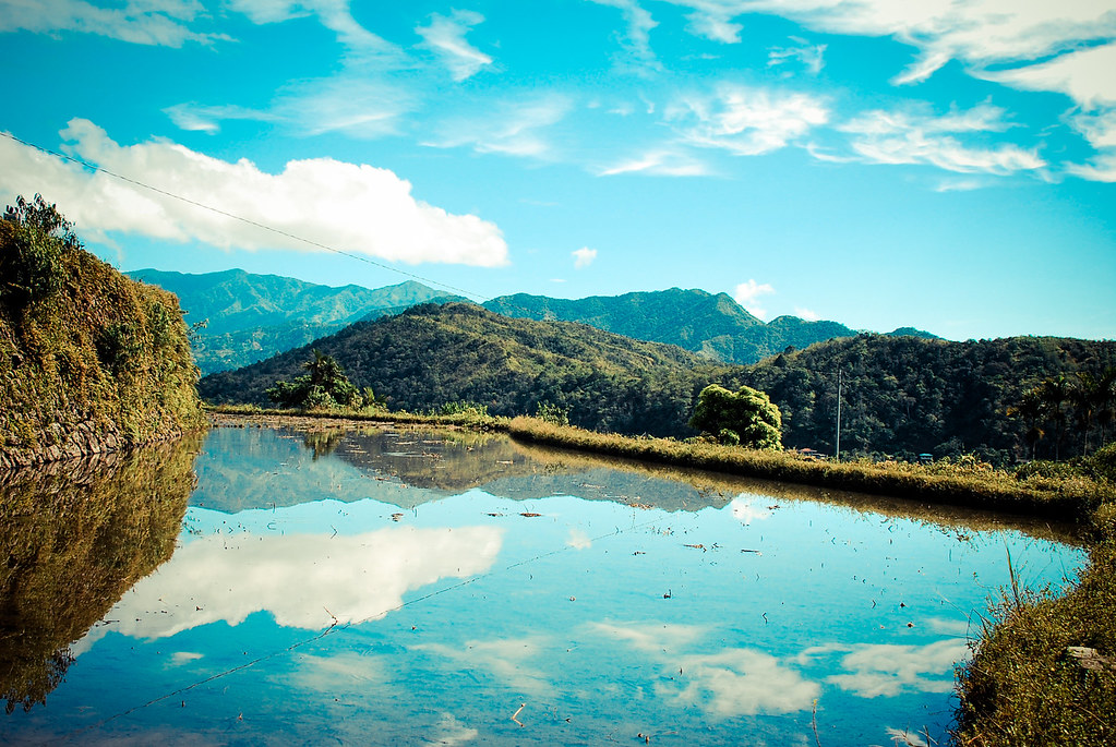Banaue, Banawe, Rice Terraces, Ifugao