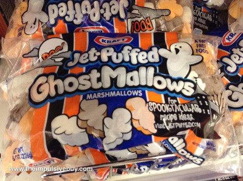 Jet-Puffed GhostMallows
