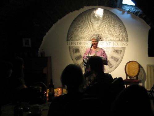 Shore Poets October -- Angela McSeveney