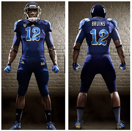 UCLA 2012 - Uni for game vs Arizona