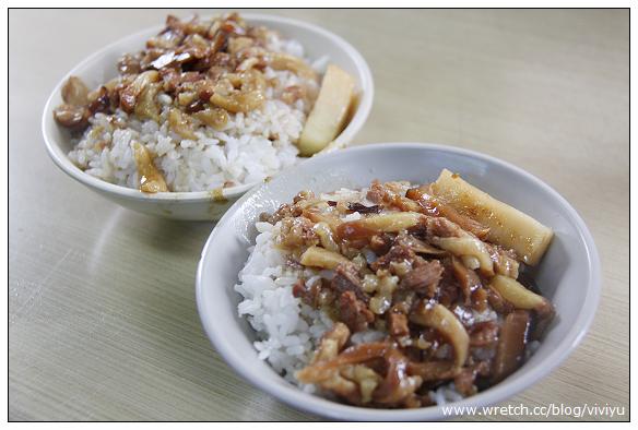 [台北.美食]南門市場周邊美食~金峰滷肉飯 @VIVIYU小世界