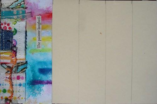 Millenium Mail Art Swap 2013: Happiness