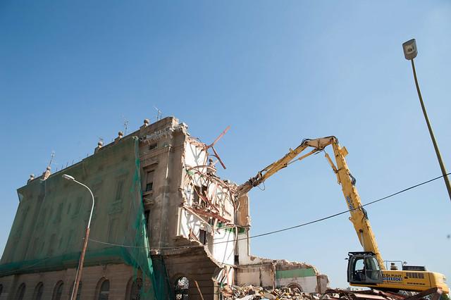 Demolicion edificio ferroviarios junto PIAC_6