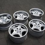 Bmw Style 40s Z3 M Coupe Wheels 17x7 5 17x9 New Zealand