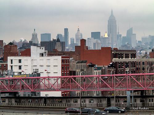 Overcast Midtown by Joel Raskin
