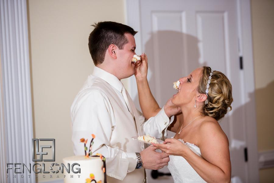 Becky & Chris' Wedding | Thompson House & Gardens | Auburn Athens Wedding Photographer