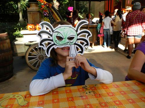 elliott's spider mask