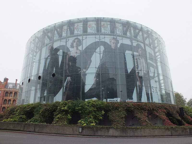 James Bond Premier-Skyfall at The Royal Albert Hall