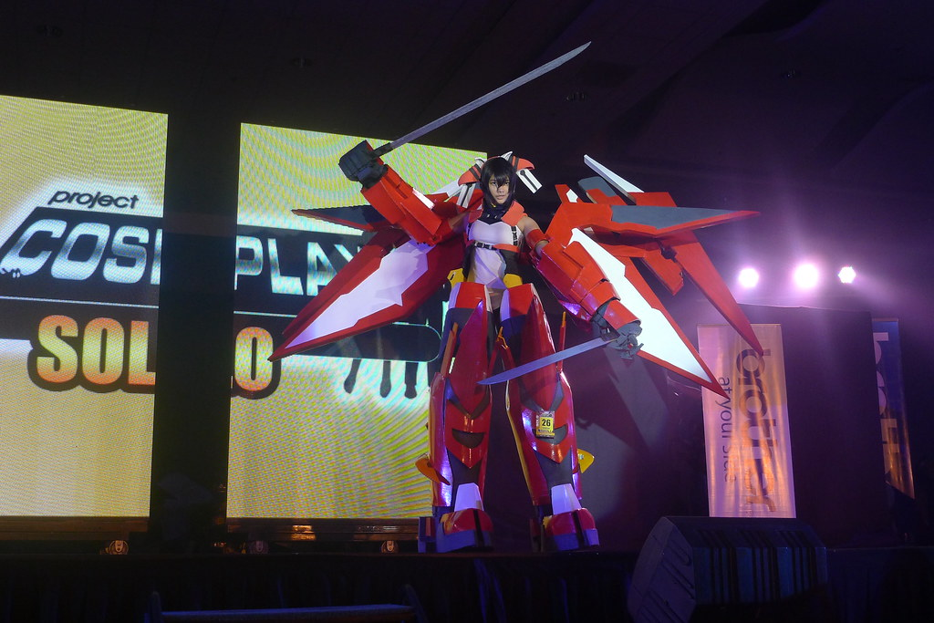 Cosplay Mania 12 Day 1 Event Report
