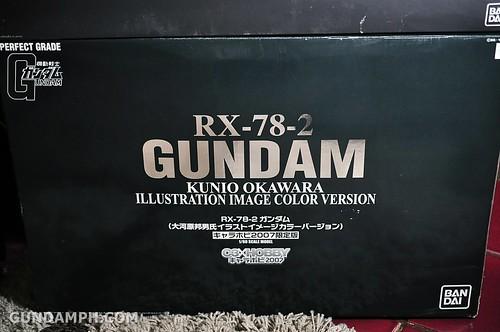 PG Rx-78-2 kunio okawara version