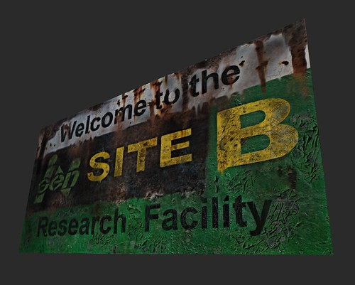 New Welcome Sign