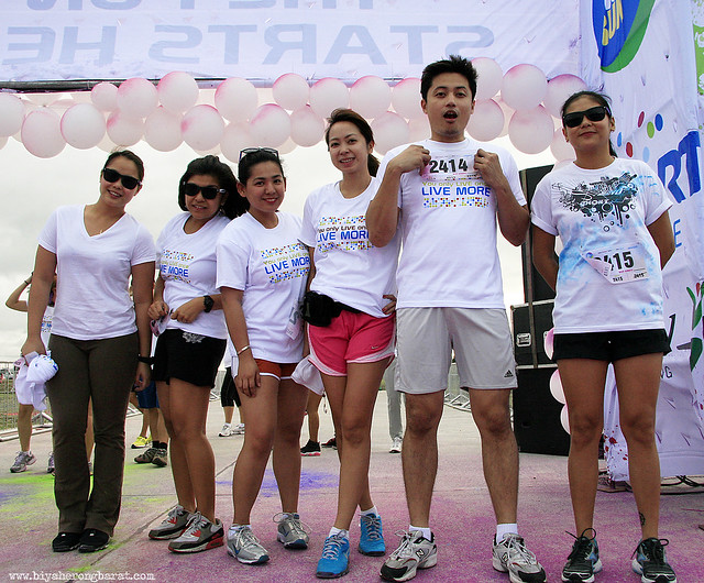SMART Live More Run in Nuvali Santa Rosa Laguna