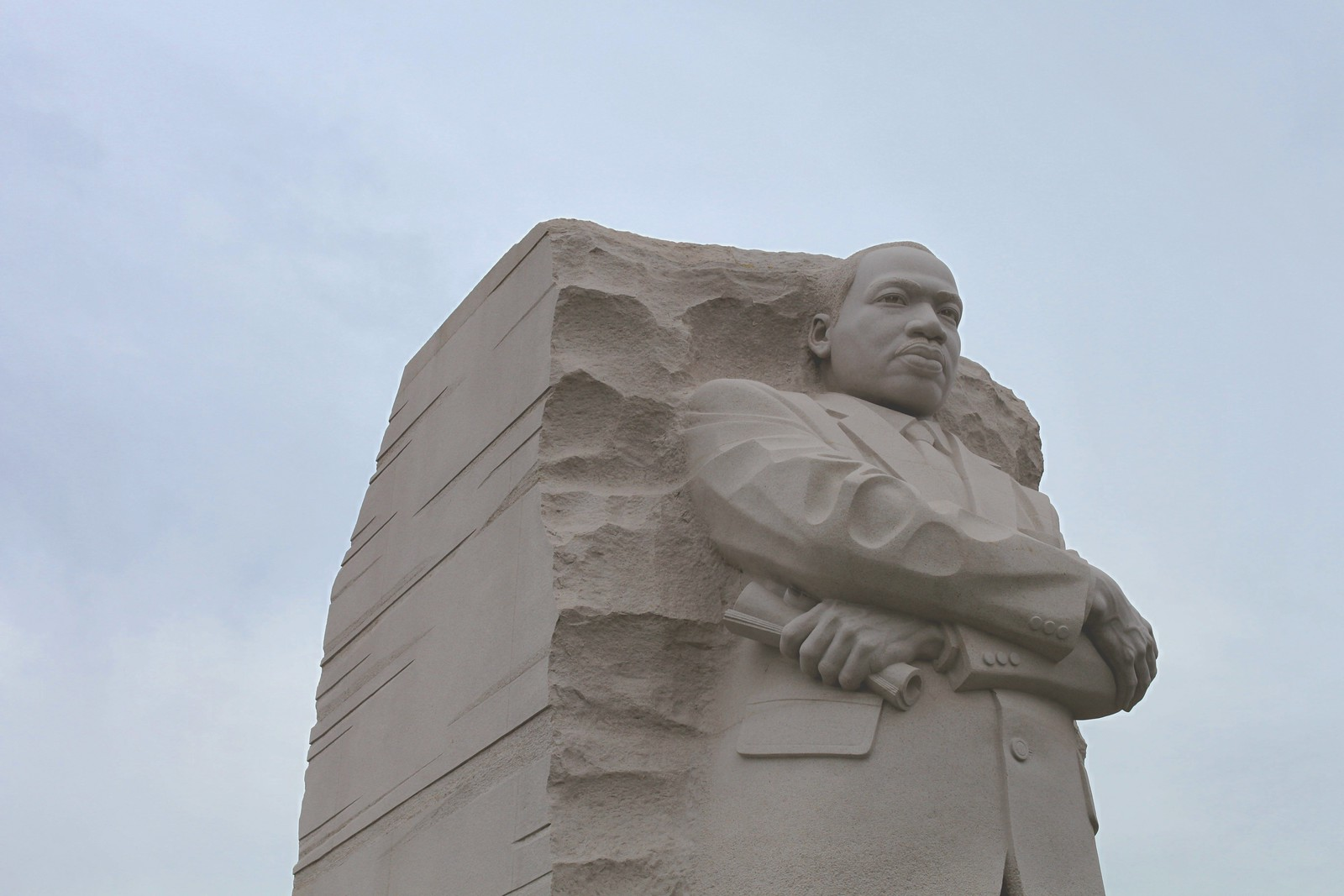 Dr. Martin Luther King, Jr. Memorial by wwward0