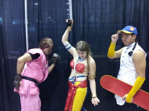Street Fighter Cosplay