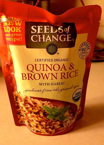 Seeds of Change Quinoa & Brown Rice