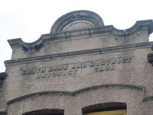 South Bank Unionist Club, 1908