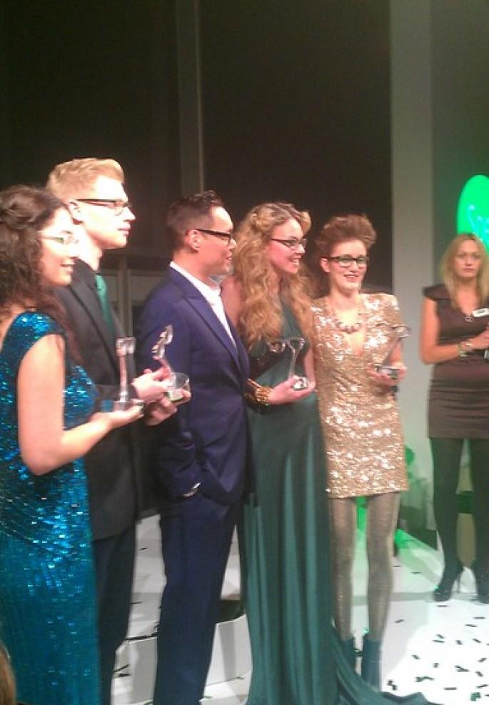 specsavers awards 2012