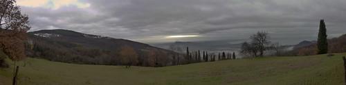 Monte Belpo, piana di Castion, lago da Canevoi_1