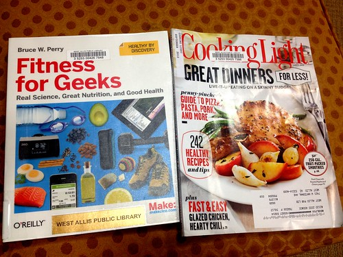 Fitness for Geeks and Cooking LIght