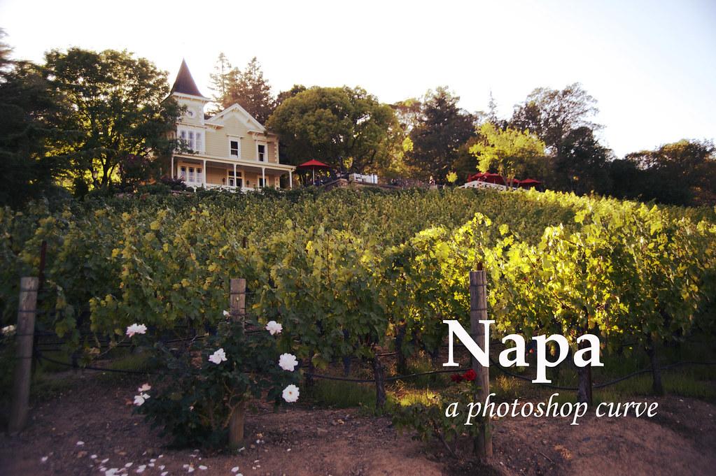 Napa: A Photoshop Curve