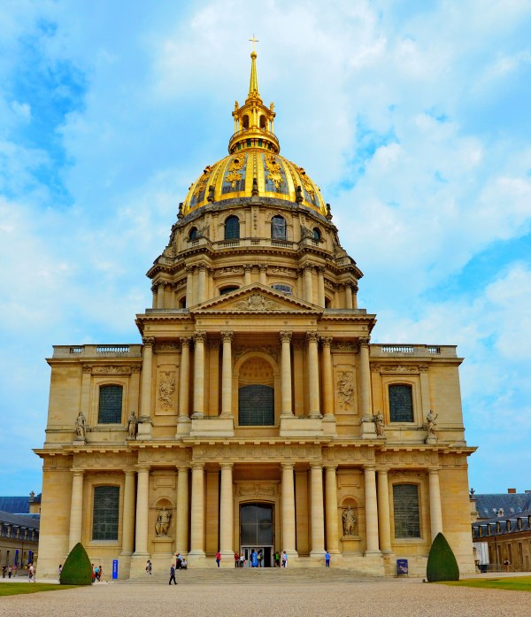 Les Invalides Dome Church