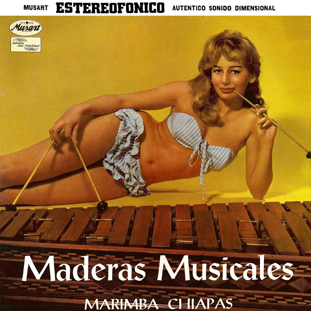 Marimba Chiapas - Maderas Musciales