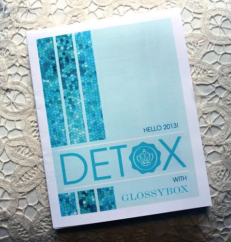 GlossyBox UK Jan '13
