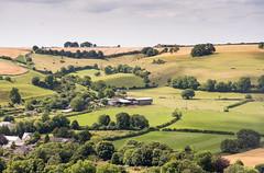 #Cerne Valley, #Dorset