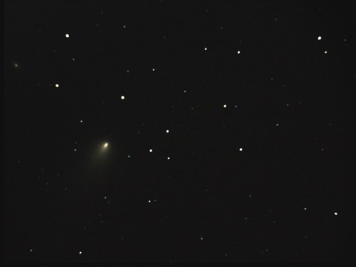 Video Cometa 168P/Hergenrother