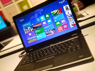 Latitude 6430u - Windows 8 launch, Pier 57