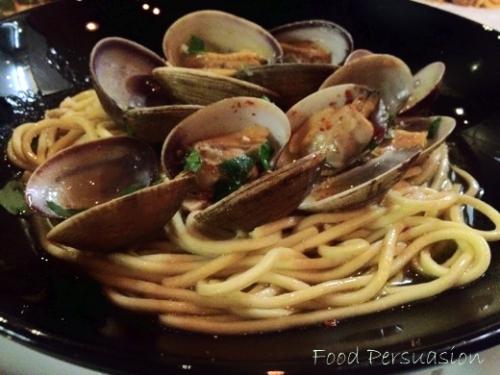 Clam Spaghetti
