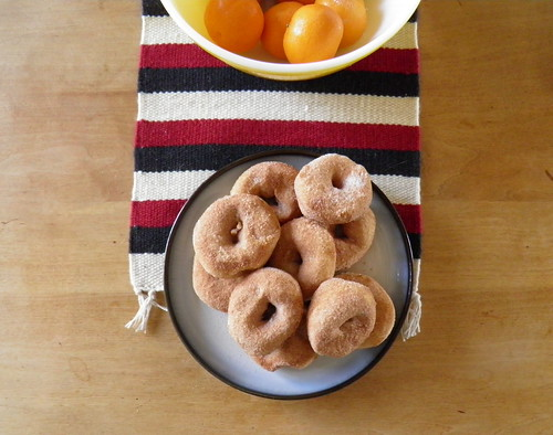 New Years donuts