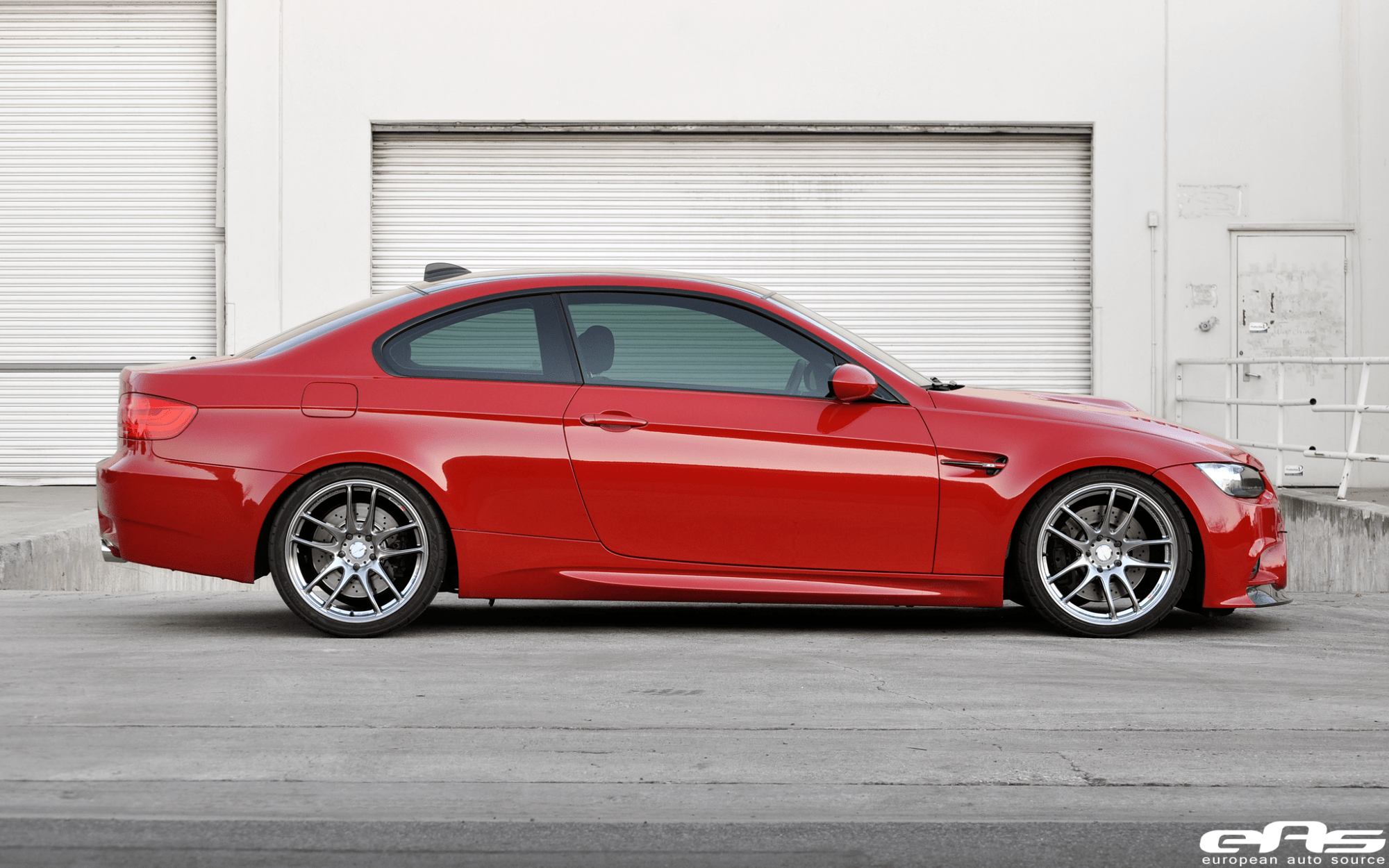 hight resolution of melbourne red e92 m3